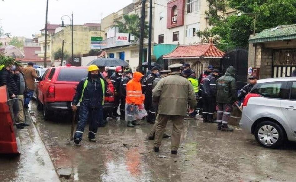 ارتفاع عدد ضحايا فاجعة غرق العمال بمصنع طنجة إلى 28 وإنقاذ 18 شخصاً