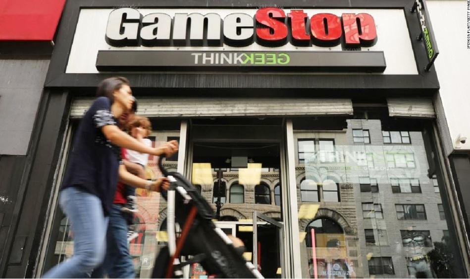 لعبة GameStop تحرج ذئاب وول ستريت وتصنع المليونيرات الجدد