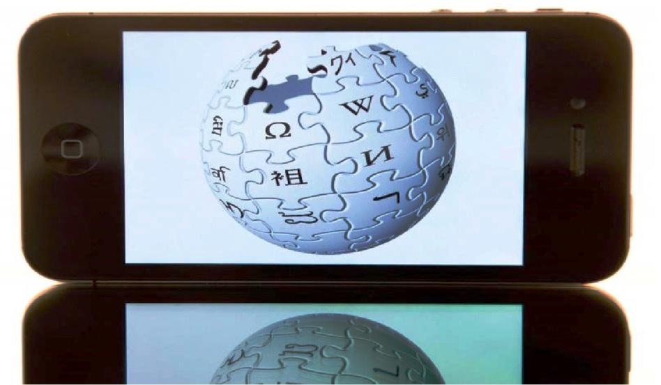 «ويكيبيديا» تطلق مدونة عالمية للحد من المعلومات المضللة
