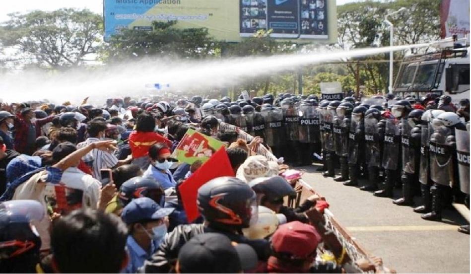 عقوبات أمريكية على قادة «انقلاب ميانمار»