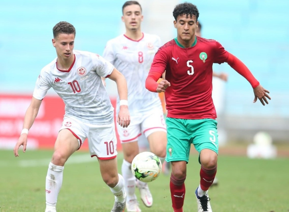 المنتخب المغربي لأقل من 20 سنة يتفوق على المنتخب الغامبي