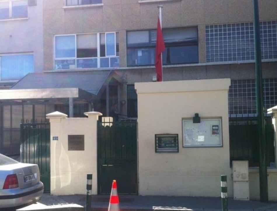 """""""كورونا"""" تضرب قنصلية المغرب بكولومب ضواحي باريس"""