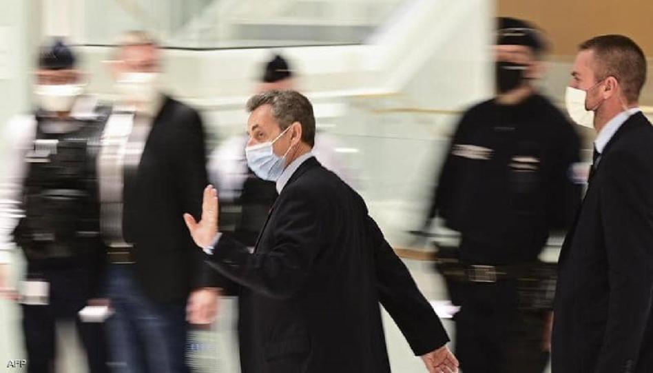 وأخيرا.. الحكم على الرئيس الفرنسي الأسبق «ساركوزي» بالسجن ثلاث سنوات
