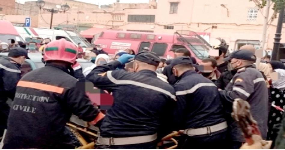 بلاغ من ولاية جهة بني ملال خنيفرة حول حادث وفاة سيدة إثر انهيار جزئي لمنزل بالمدينة القديمة