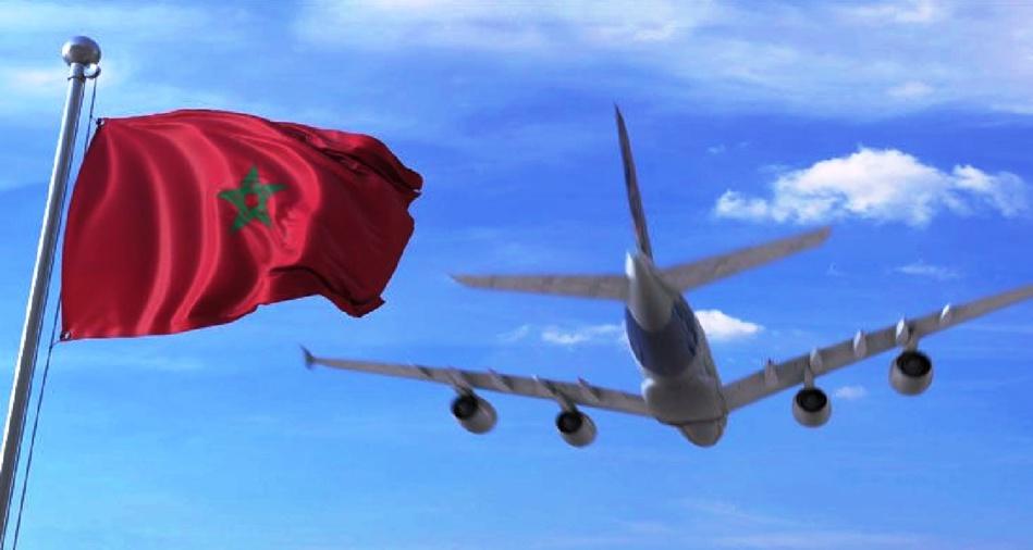 عاجل.. المملكة المغربية  تعلّق رحلاتها الجوية من وإلى الجزائر ومصر