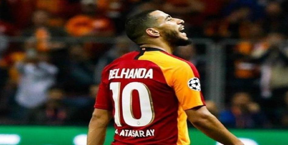 """""""غلطة سراي"""" يفسخ عقده مع اللاعب المغربي """"بلهندة"""" متهما إياه بـ """"الإضرار بسمعة النادي"""""""