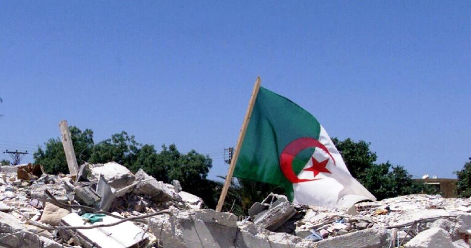 هزتان أرضيتان تضربان شمال الجزائر