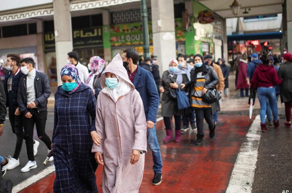 حصيلة فيروس كورونا بالمغرب ليوم الأحد 21 مارس