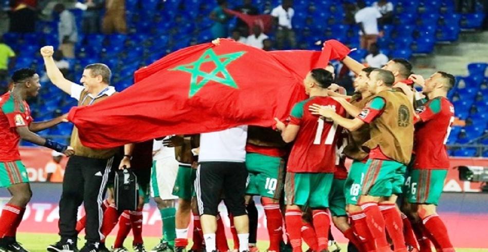 """تأهل أسود الأطلس لنهائيات """"الكان"""" رسميا وقبل إجراء مباراة موريتانيا"""