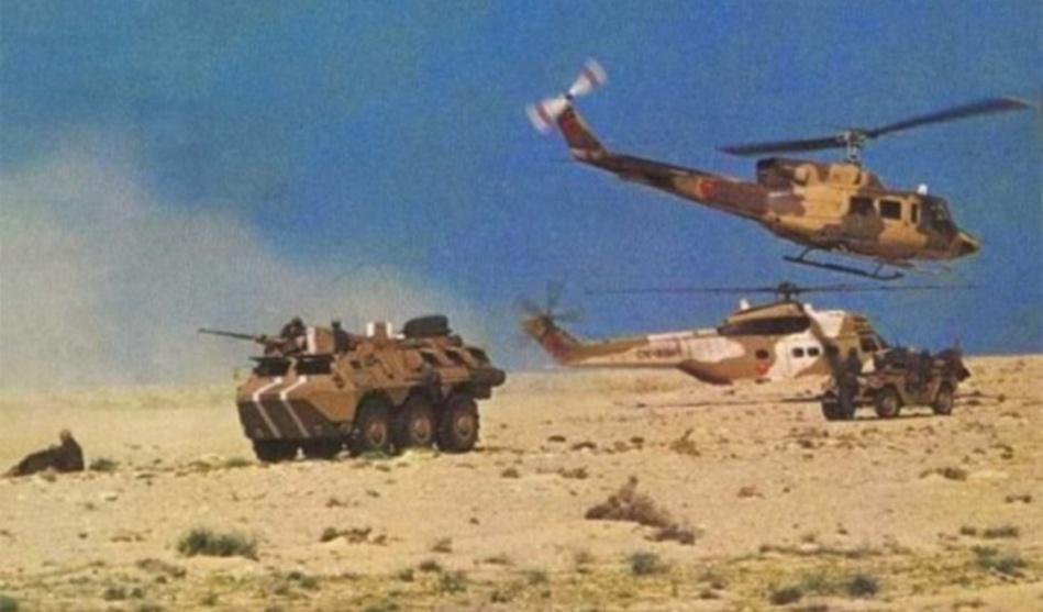 الأسد الإفريقي 21 أكبر مناورة عسكرية بالصحراء بين المغرب والولايات المتحدة