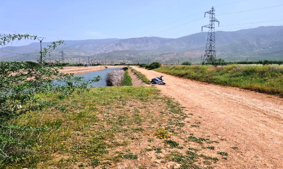 الوقاية المدنية تنتشل خمسيني جثته طفت على سطح القناة المائية أفورار بني عياط