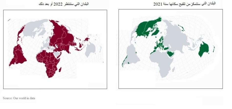 في عالم يقسمه الوباء: لنحافظ على المغرب في المنطقة الخضراء