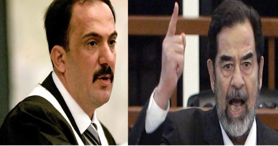 """""""كورونا"""" تقتل """"قاضي محاكمة صدام حسين"""""""