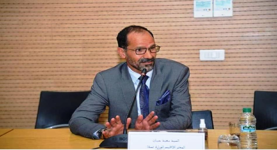 المدير الإقليمي بسلا: هذه استراتيجية المديرية الإقليمية للتعليم بسلا في ظل الوضعية الوبائية