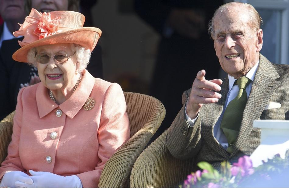 """عاجل: وفاة الأمير """"فيليب"""" زوج ملكة """"بريطانيا"""""""