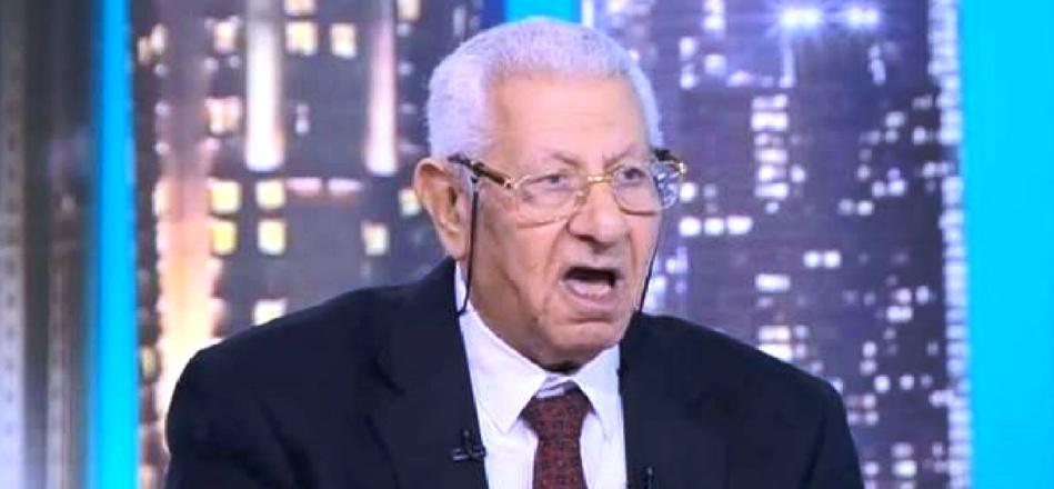 """رحيل  """"نقيب الصحفيين المصريين"""" السابق الكاتب الصحفي """"مكرم محمد أحمد"""""""