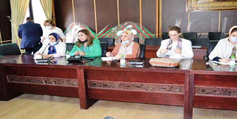 """بالمدرسة الوطنية للتجارة والتسيير بوجدة ندوة حول """"تداعيات منطقة التجارة الحرة القارية الأفريقية على الاقتصاد المغربي"""""""