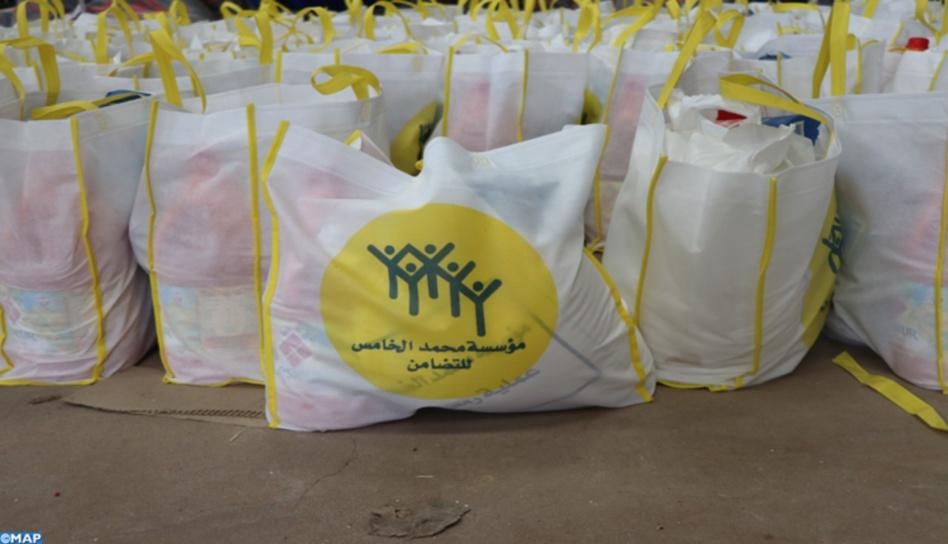 """الفقيه بن صالح.. 5970 أسرة مستفيدة من عملية الدعم الغذائي """"رمضان"""
