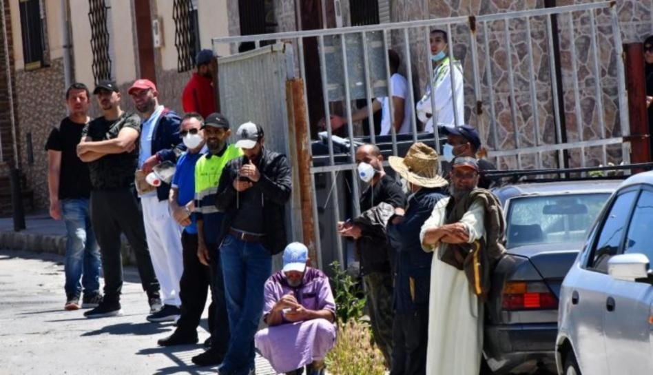 مسلسل مأساة العمال المغاربة بسبتة المحتلة مستمر والحكومة خارج التغطية