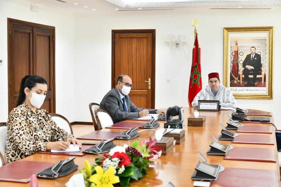 وزير الخارجية المغربي يتباحث مع نظيره الكويتي والأخير يجدد دعم بلاده لقضية الصحراء المغربية