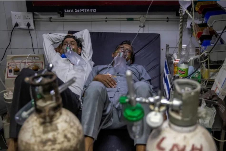 تسجيل ارتفاع مهول في الوفيات بالهند بمعدل شخص في كل 4 دقائق