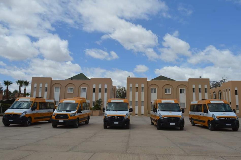 عامل إقليم تارودانت يشرف على عدد من الأنشطة الهامة والمشاريع التنموية فاقت 139 مليون درهم