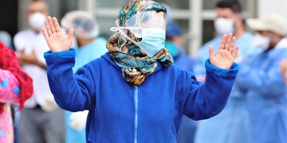 حصيلة فيروس كورونا بالمغرب ليوم الأحد 02 ماي