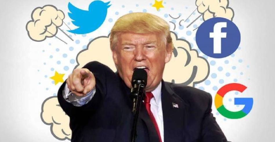 الرئيس الأمريكي السابق ينشئ منصة تشبه تويتر للتواصل مع أنصاره