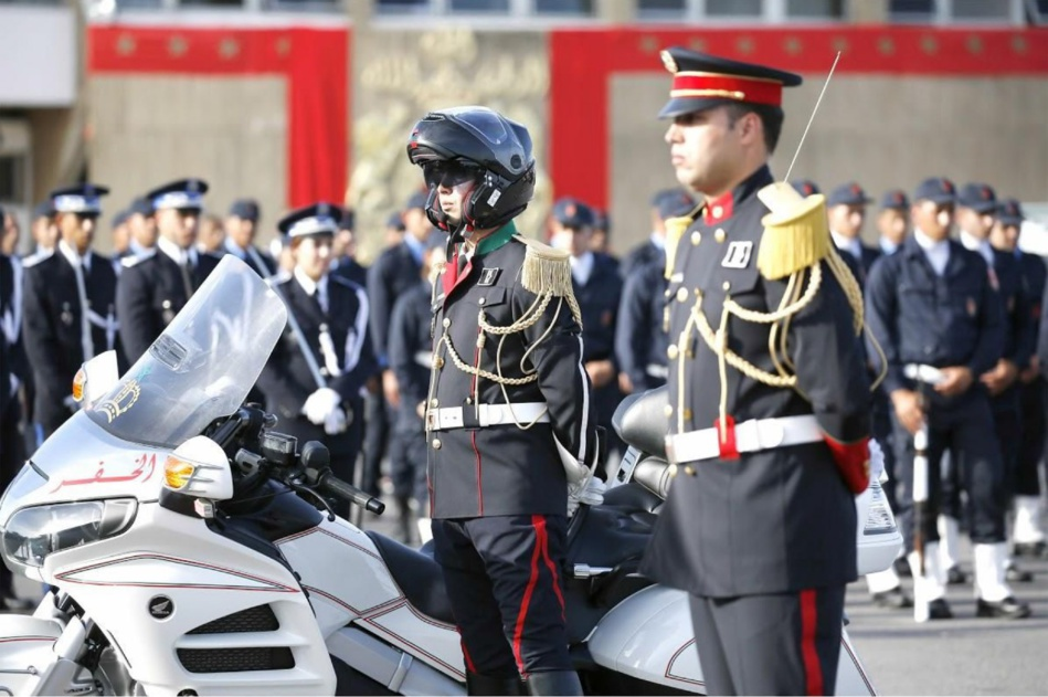 الأمن الوطني يحتفي بالذكرى الخامسة والستين لتأسيسه