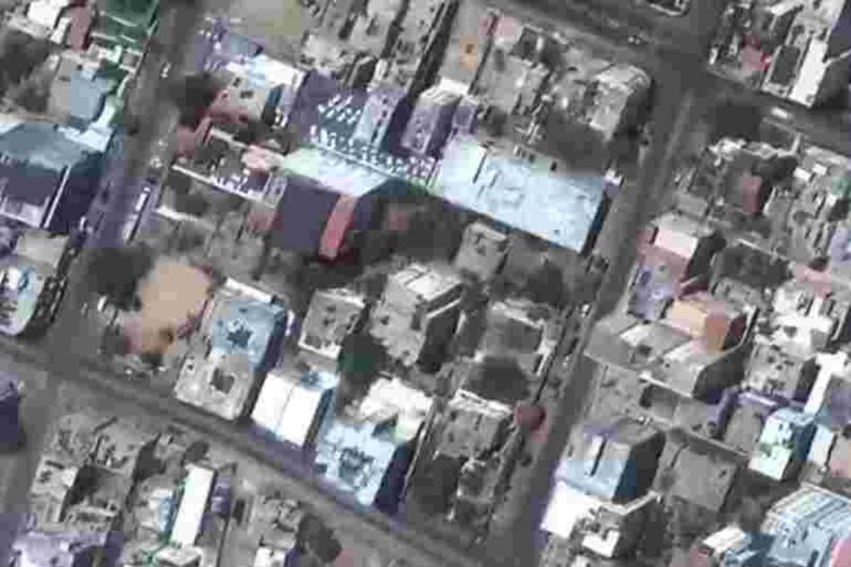 أقمار اصطناعية ترصد بالصور حجم الدمار الذي خلفه الهجوم على غزة