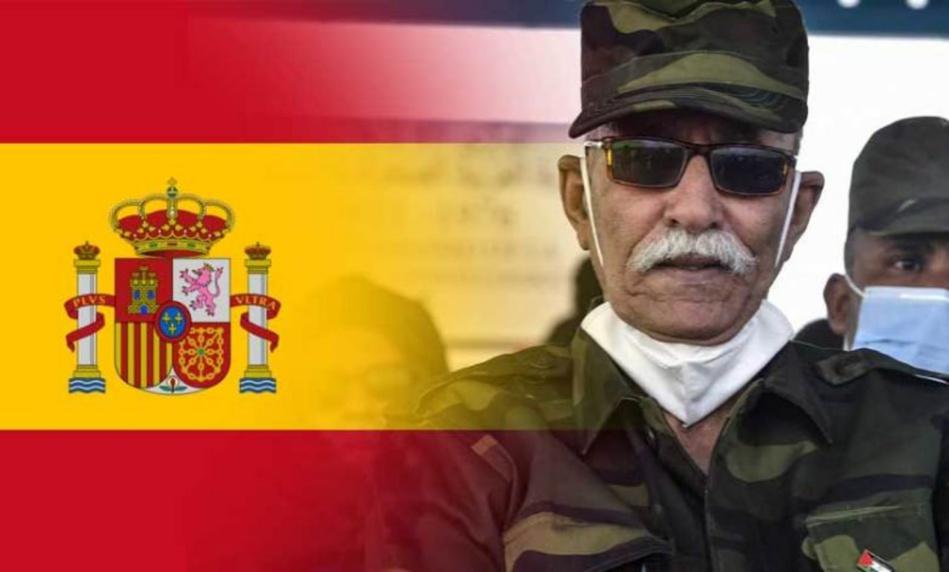 زعيم الانفصاليين يمثل أمام القضاء الإسباني عن بعد