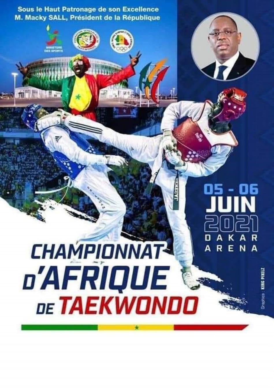 تعيين إدريس الهلالي مندوبا تقنيا على البطولة الإفريقية للتايكوندو :