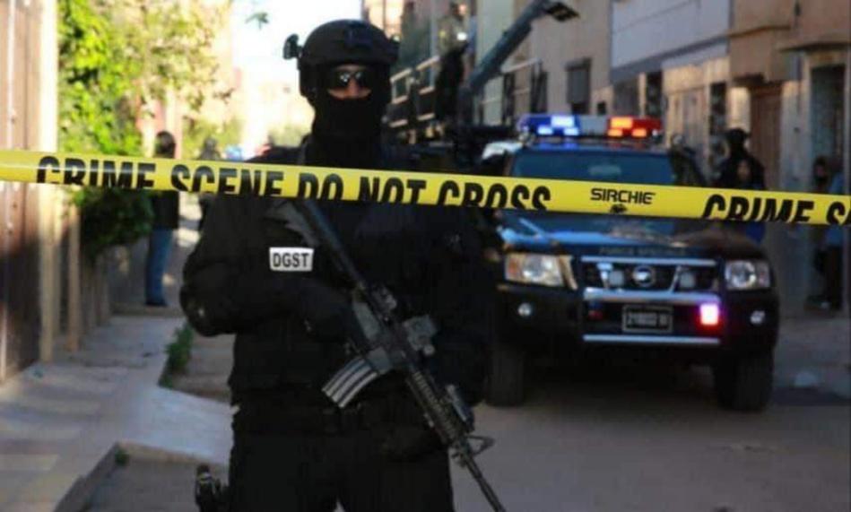 أمن سلا يسقط 6 أفراد ينتمون لخلية إرهابية
