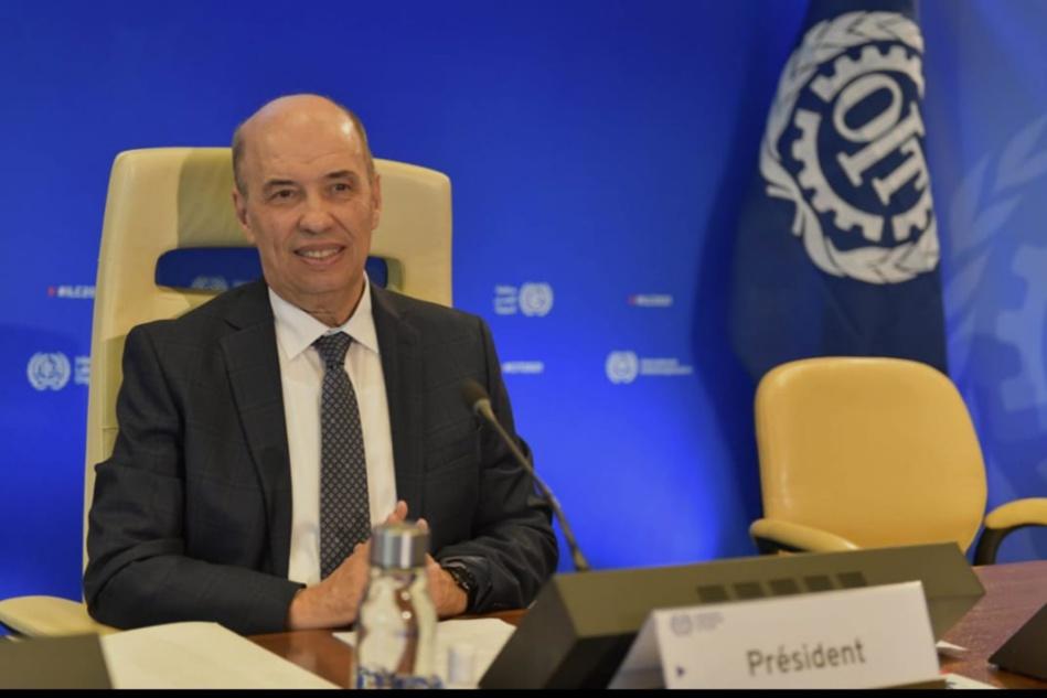 المغرب يترأس بجنيف الدورة الـ 109 للبرلمان العالمي للعمل