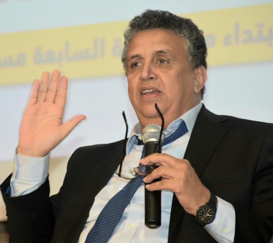 الأستاذ عبد اللطيف وهبي الأمين العام لحزب الأصالة والمعاصرة