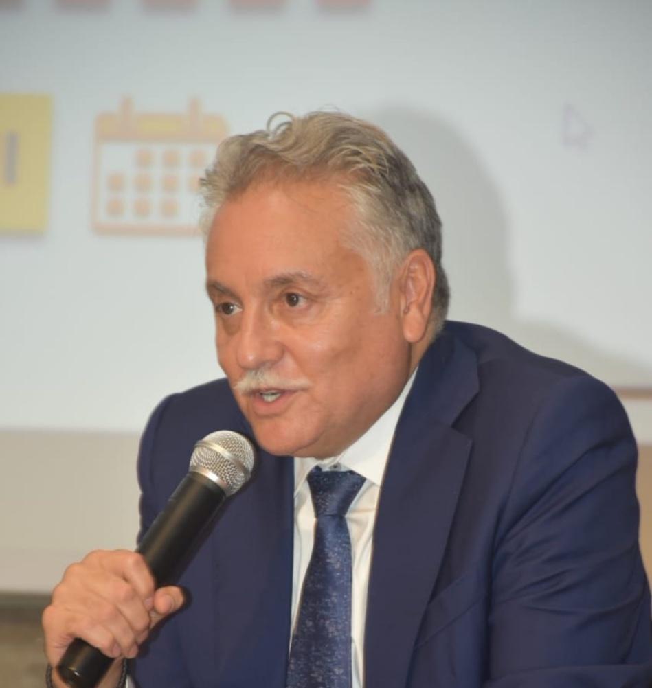 الأستاذ نبيل بن عبد الله الأمين العام لحزب التقدم والاشتراكية