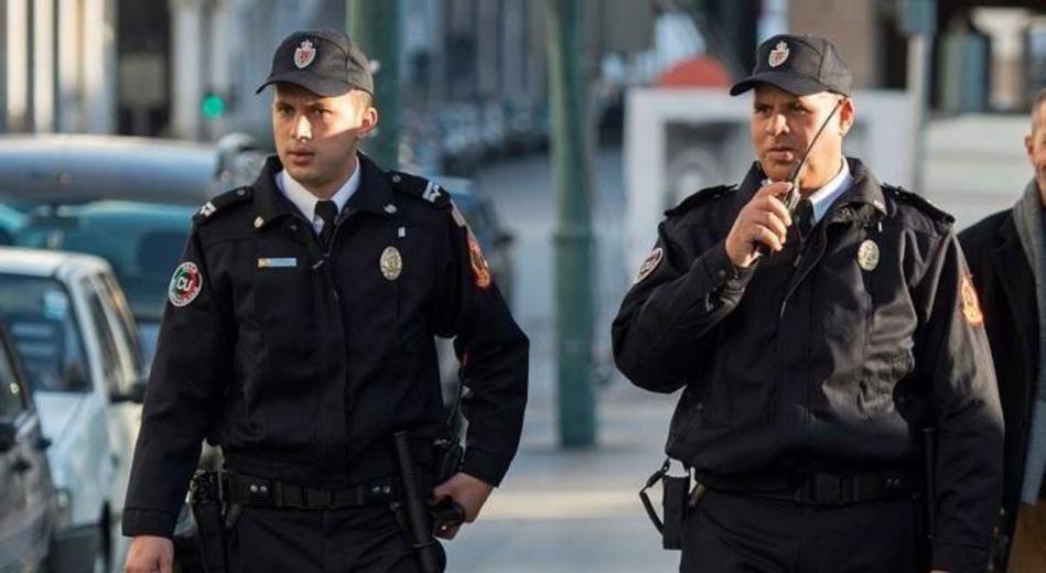 شرطة البيضاء توقف شخصين من بينهما قاصر بسبب تخريب ممتلكات الغير