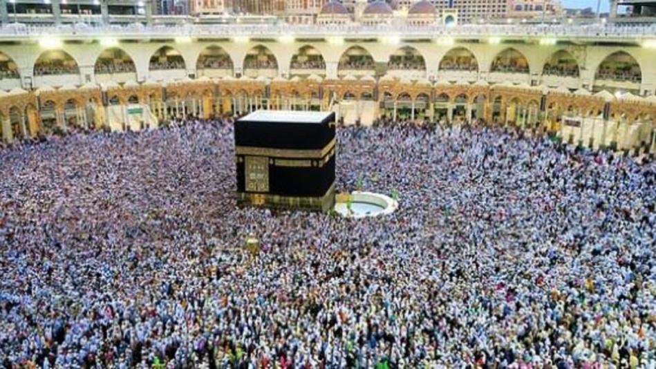 بعد أن سمحت السلطات السعودية بأداء مناسك الحج لمن هم داخل البلاد