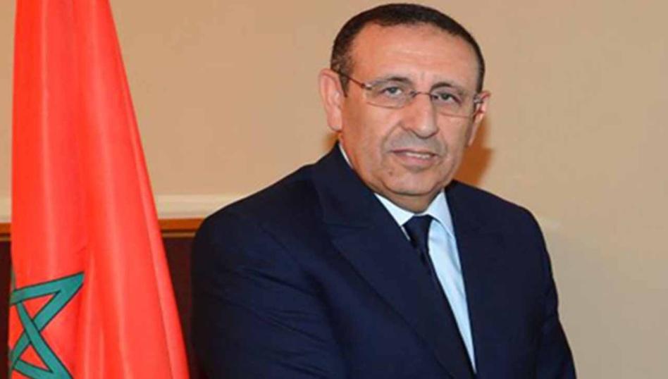 السفير يوسفية العمراني