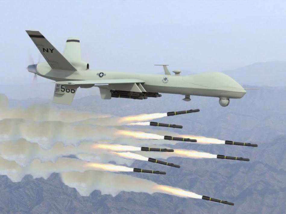طائرات أمريكية تشن غارات على العراق وسوريا