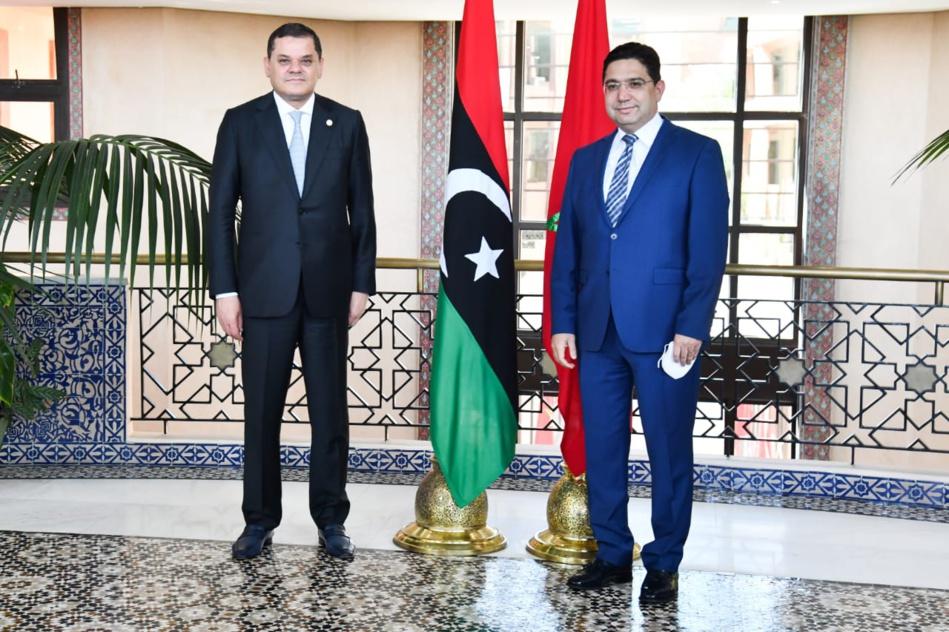 بوريطة: المغرب يواكب مجهودات ليبيا لوضع أسس الاستقرار بها
