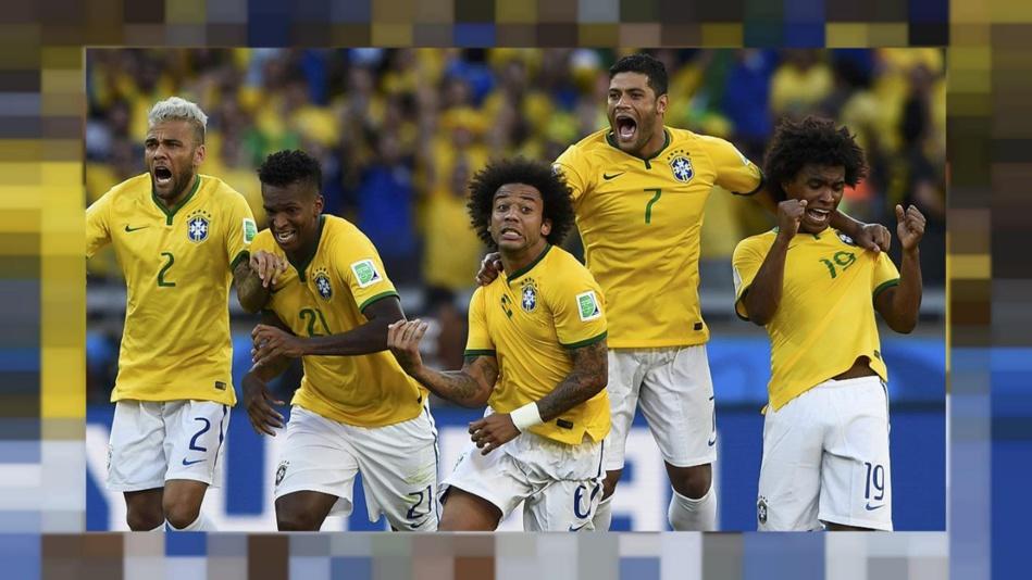 كولومبيا تعبر إلى النصف النهائي والأوروغواي خارج المسابقة