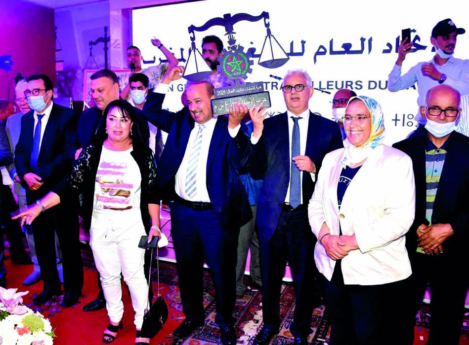 الكاتب العام للاتحاد العام للشغالين بالمغرب: نعتز بانتمائنا لحزب الاستقلال الذي لم يقيد يوما مواقفنا بل كان داعما لها على الدوام