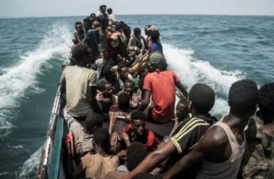 إنقاذ 129 مهاجرا سريا بعرض سواحل العيون وتوقيف 79 آخرون