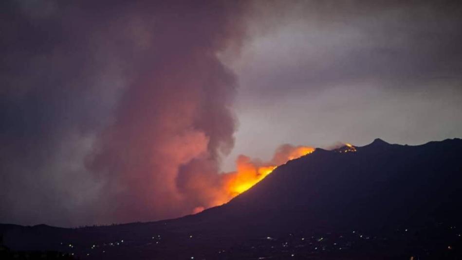 مواصلة إخماد حريق غابات شفشاون الذي فاق 800 هكتاراً