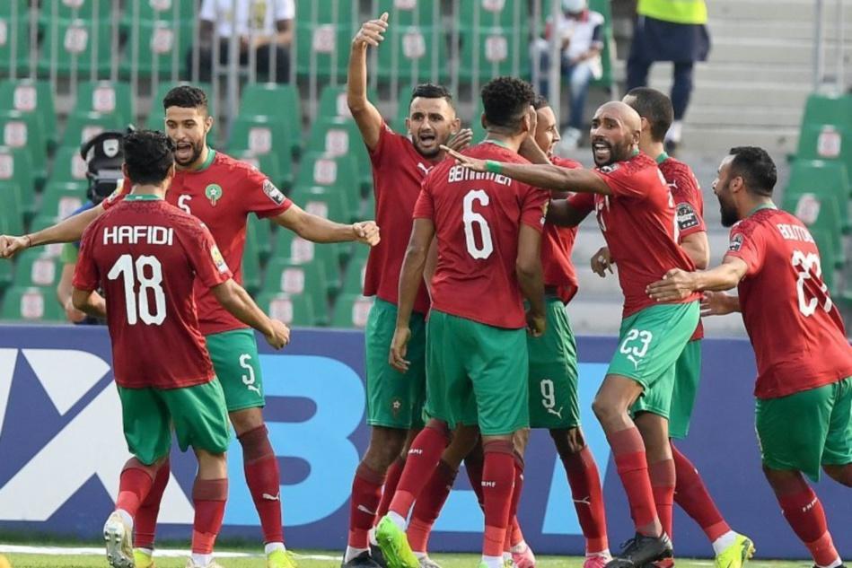 المغرب يحضر لمواجهة السودان وغينيا