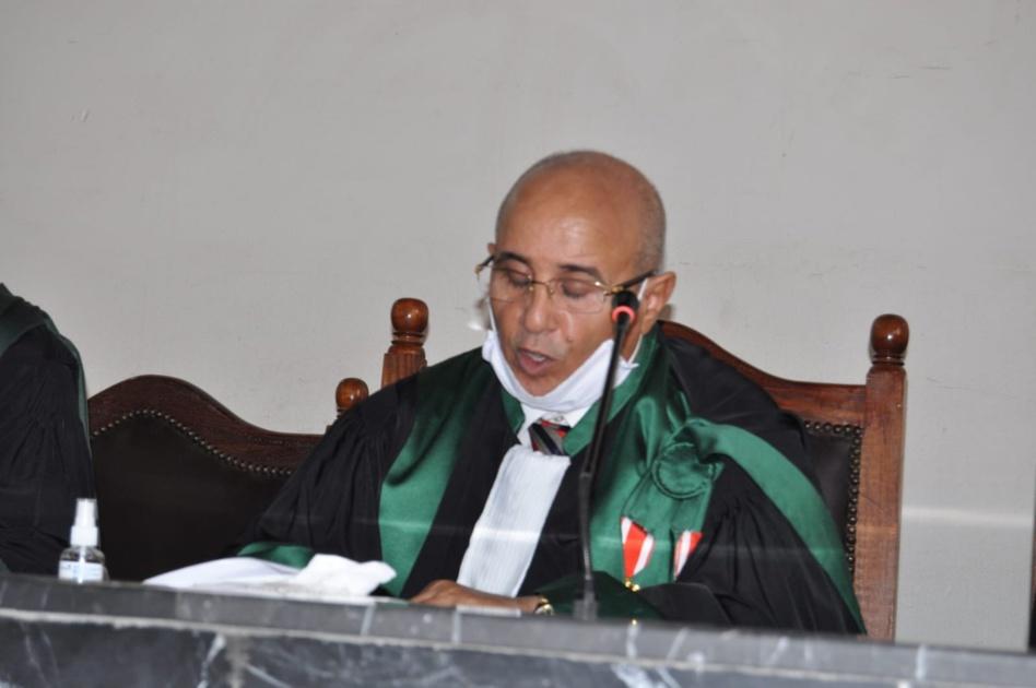 محمد دحان رئيسا جديدا للمحكمة الابتدائية بمراكش