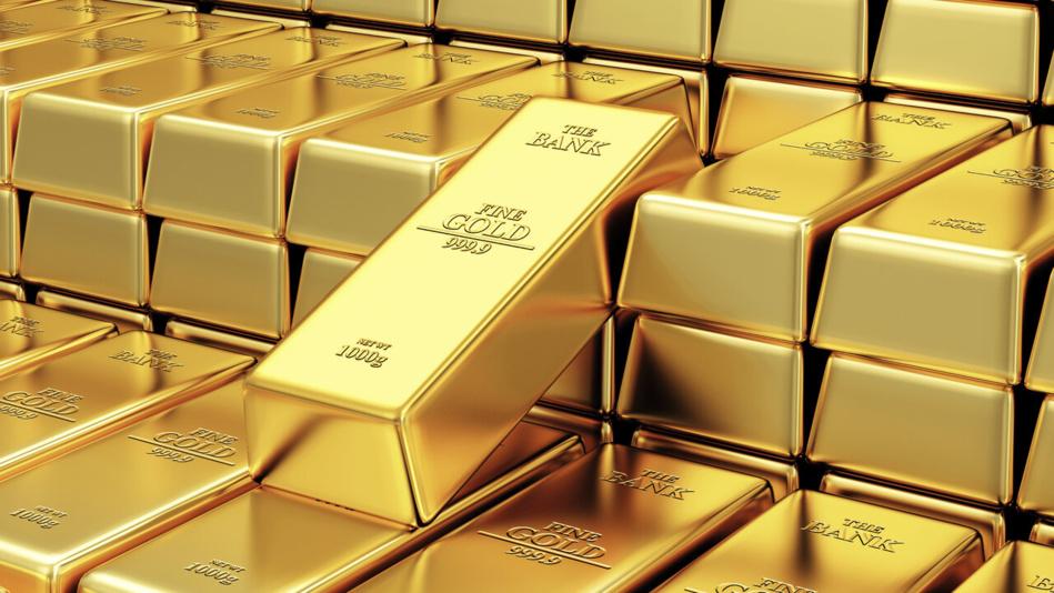 أسعار الذهب تنخفض