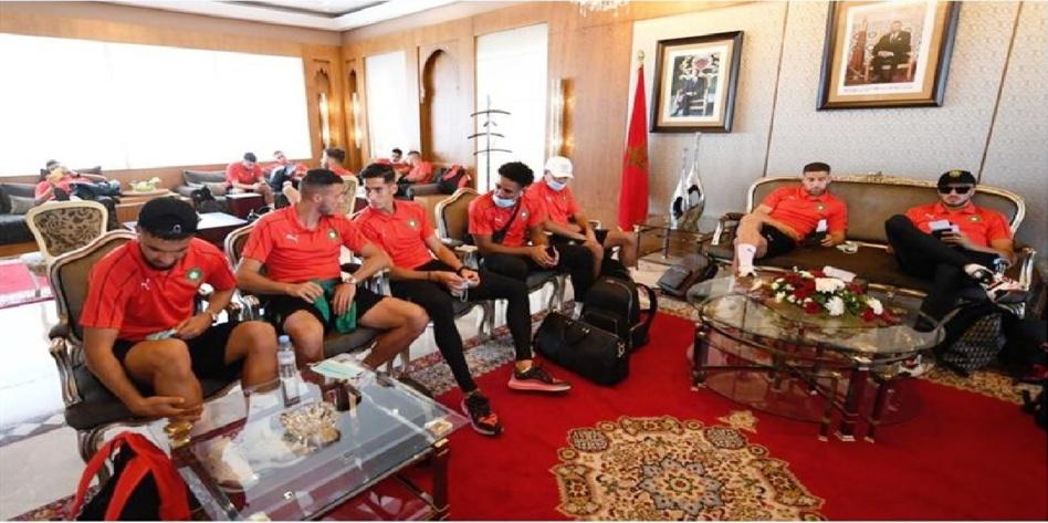عاجل.. تأجيل مباراة المغرب وغينيا بتصفيات كأس العالم 2022