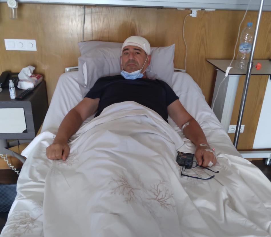 تحسن الحالة الصحية للبروفيسور هيفتي طبيب المنتخب الوطني المحلي لكرة القدم